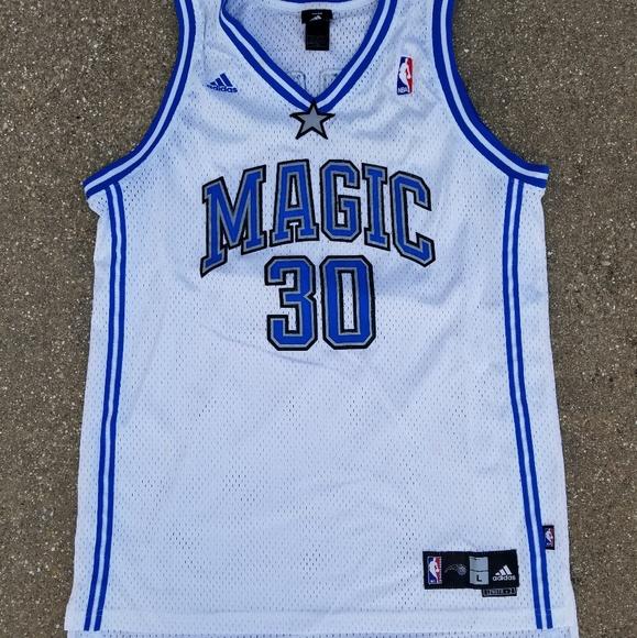 official photos 7ed0a 5e2bd Carlos Arroyo Orlando Magic home jersey